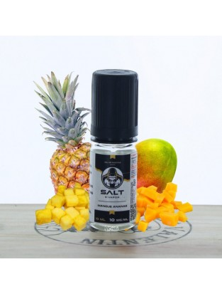Mangue Ananas 10ml - Salt E-Vapor