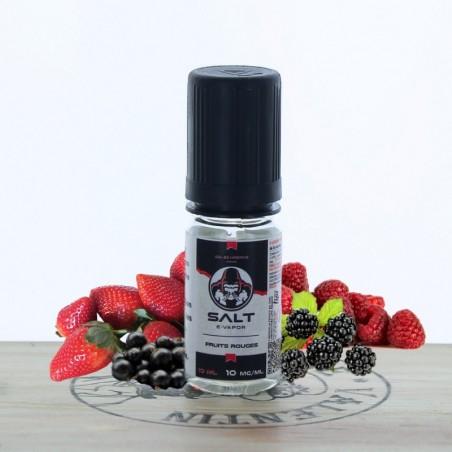 Fruits Rouges 10ml - Salt E-Vapor