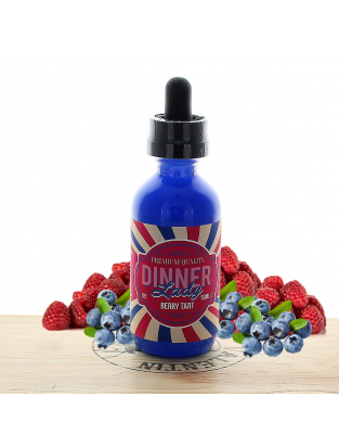 Berry Tart 50ml - Dinner Lady
