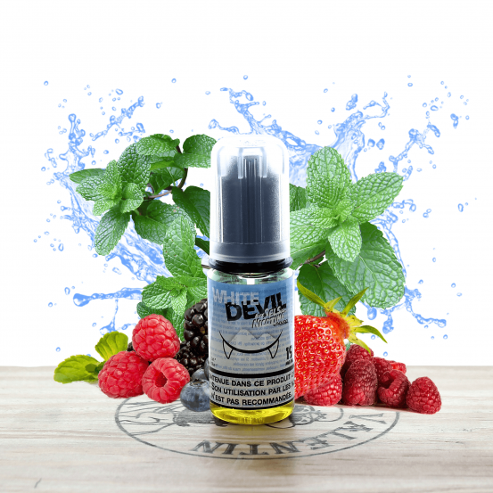 White Devil (Sels de Nicotine) 10ml - Avap