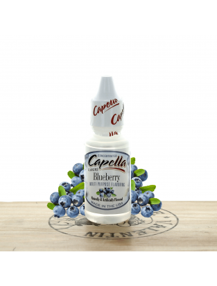 Concentré Blueberry 10ml - Capella