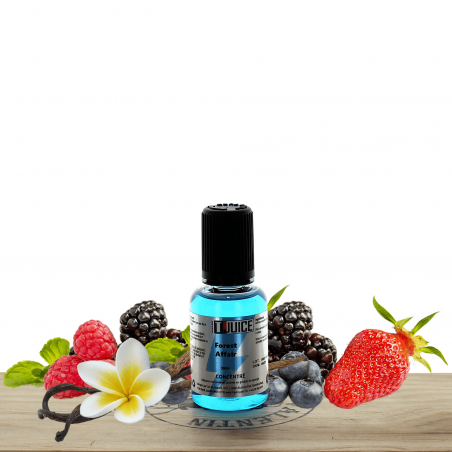Concentré Forest Affair 30ml - T-Juice