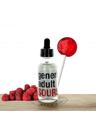 Raspberry 60ml - Generic Adult Sours
