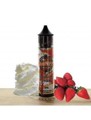 Strawberry Cream 50ml - Customixed