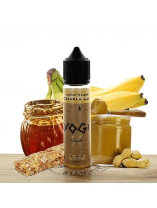Peanut Butter Banana 50ml - Yogi
