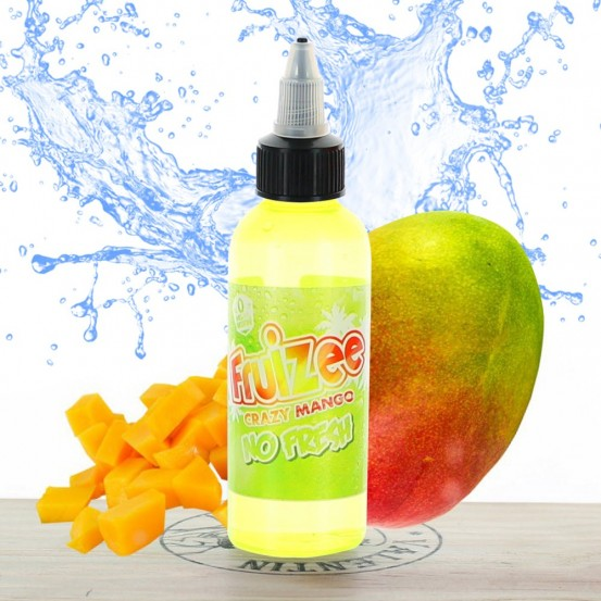 Crazy Mango Fruizee 50 ml (No Fresh)