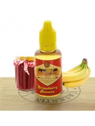 Concentré Strawberry Banana 30ml - Customixed