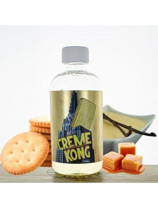Creme Kong Caramel 200ml - Joe's Juice