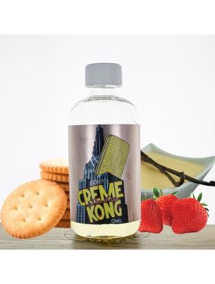 Creme Kong Strawberry 200ml - Joe's Juice
