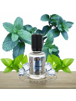 Concentré Minted 30ml T-Juice