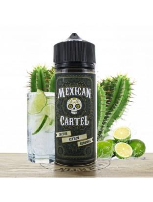 Limonade, citron vert, cactus 100ml Mexican Cartel