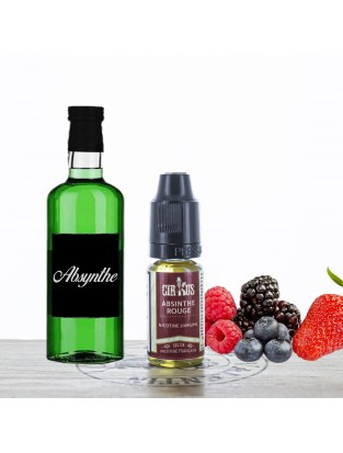 Absinthe Rouge (sel) 20mg 10ml Cirkus