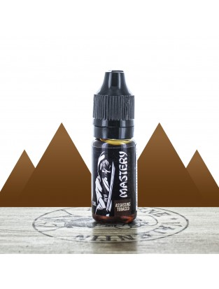 Concentré Assassins Tobacco 10ml Mastery by Halo