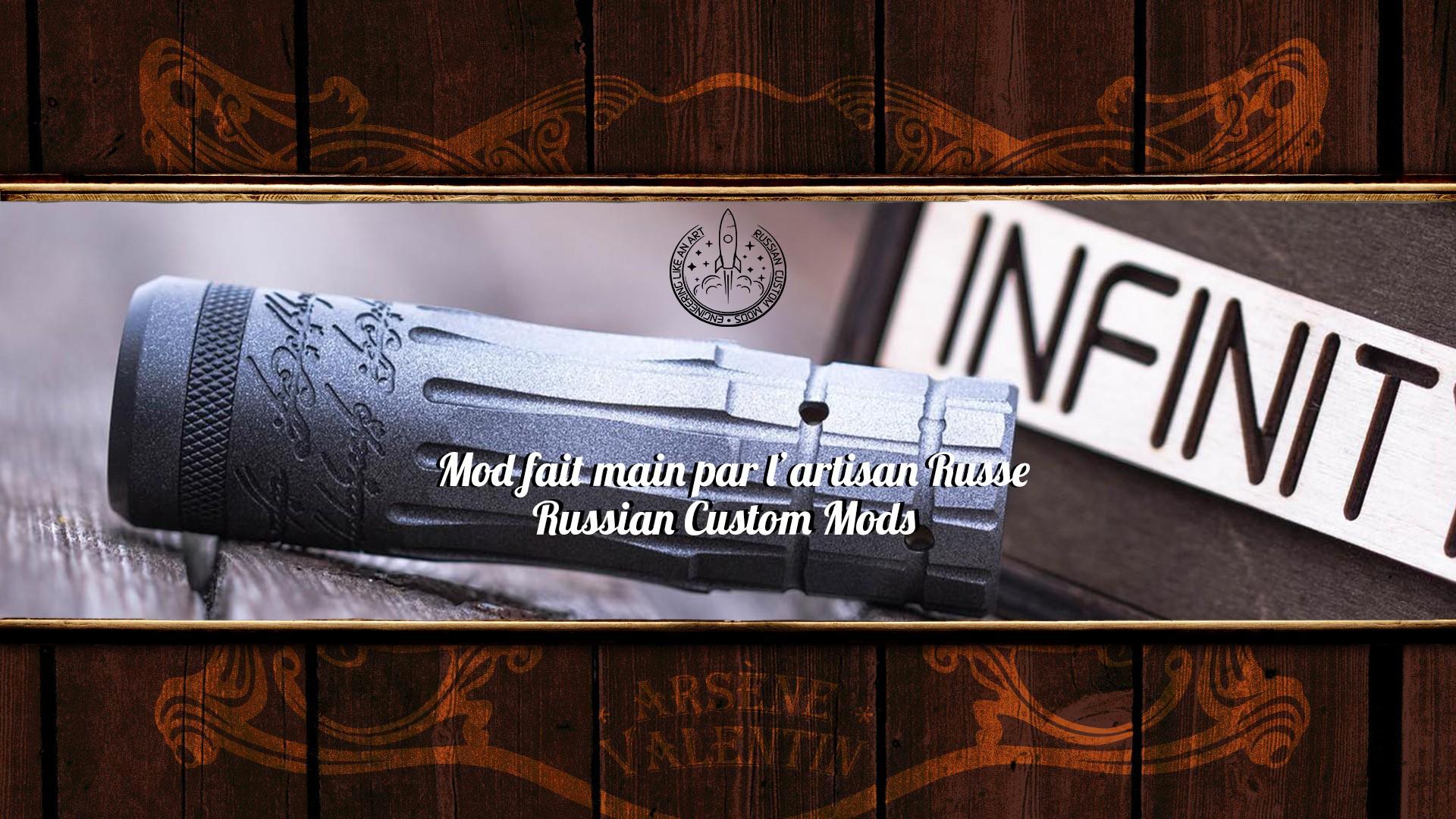 Russian Custom Mods